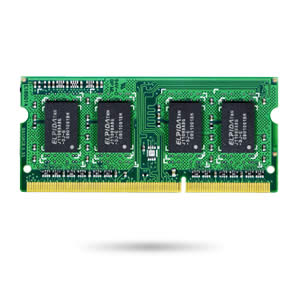 DDR3 2GB- 204 Pin